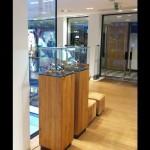 Uhrenvitrinen, Willy Bogner GmbH