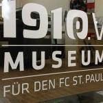 1910 – Museum für den FC St. Pauli e.V., Präsentation