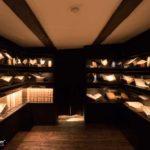 Museumsvitrinen für den neuen Ausstellungsraum im Bachhaus Eisenach