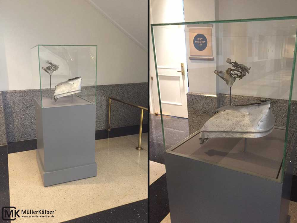 Museumsvitrine Sockelvitrine