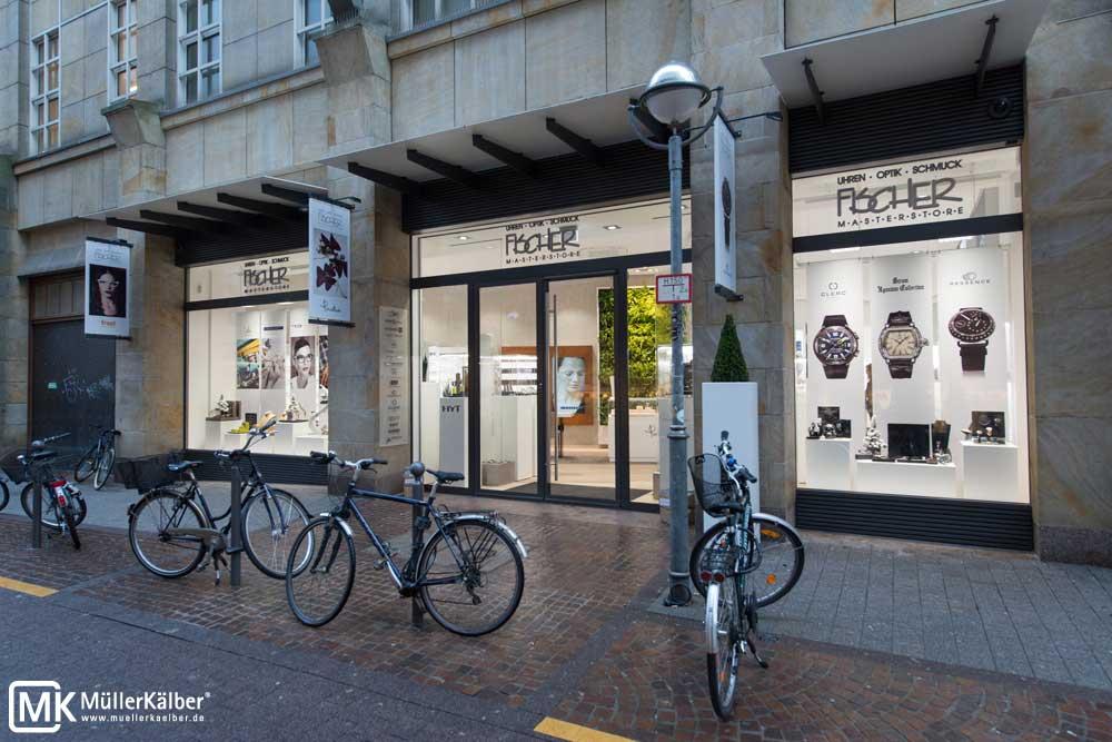Fischer Uhren, Optik, Schmuck, Karlsruhe