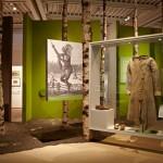 Aus dem Archiv: Indianer-Ausstellung in Rosenheim