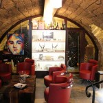 Restaurant Lamm, Eingang und Lounge