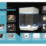Vitrinen-Zauber Mini-Markenwelt- Warum Sonderpräsentationen in Aufsatzvitrinen ziehen