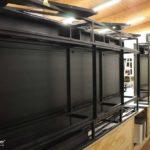 MüllerKälber plant, entwickelt und baut Läden, Shop in Shop Systeme, Vitrinen und Beleuchtungsmodule.