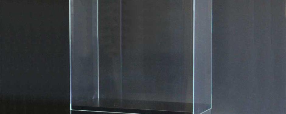 MK 470 Vitrine mit Stülphaube Ansicht