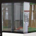 MK 640 als Museumsvitrine mit passiver Klimatisierung
