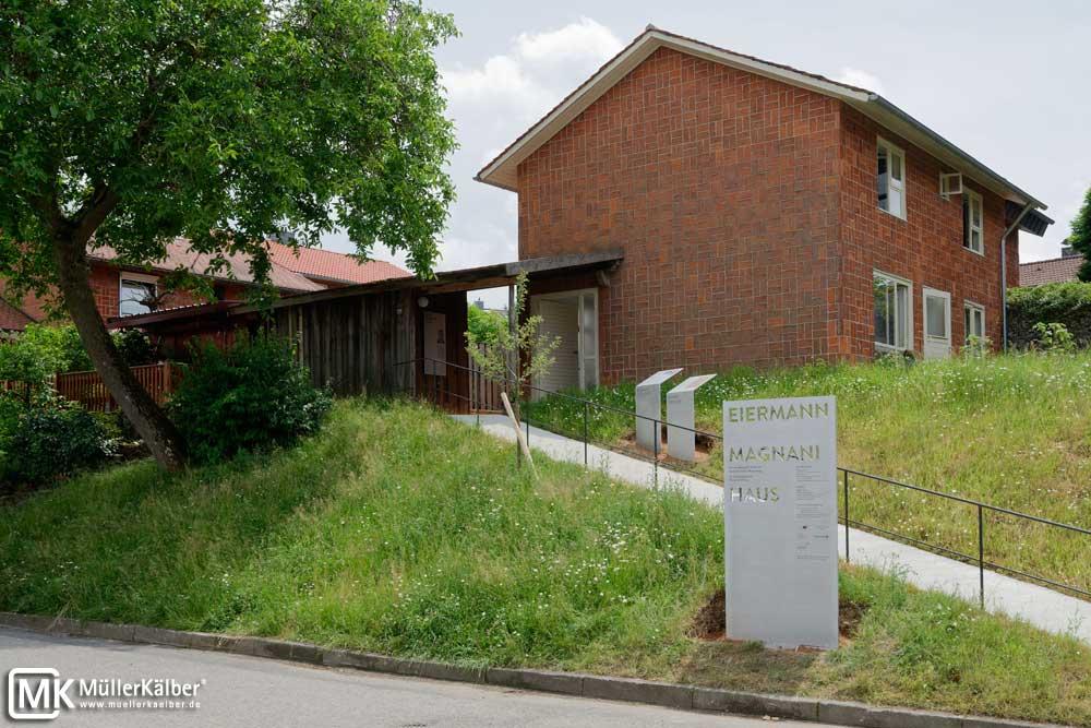 Eiermann-Magnani-Haus in Hettingen, Foto Thomas Wolf © Wüstenrot Stiftung
