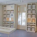 Museumsvitrinen und Ausstellungsbau im Museum Hotel Silber in Stuttgart