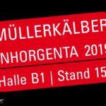 Besuchen Sie MüllerKälber auf der Inhorgenta in München!