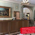 MK Schutzwände individuell auf Anfrage - wie im Brenners Park-Hotel & Spa