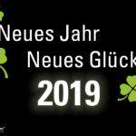 Neues Jahr – Neues Glück!
