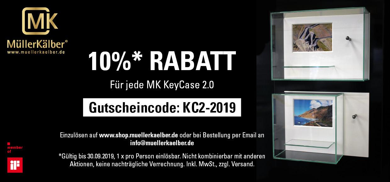 MK KeyCase 2.0 Eröffnungsrabatt