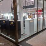 CI-Vitrinen für Juwelier Sönnichsen in Hamburg