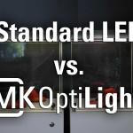 Was uns diese Woche beschäftigt – KW 24 / 2015 – Standard LED vs. MK OptiLight