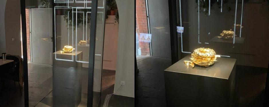 Museumsvitrine